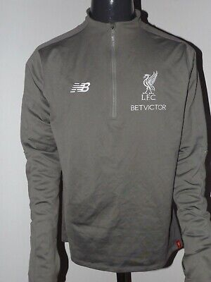 £9.99 • Buy 2015-17 Liverpool  1/2 Track Top NB (L) Jersey Maillot Shirt Maglia Camiseta