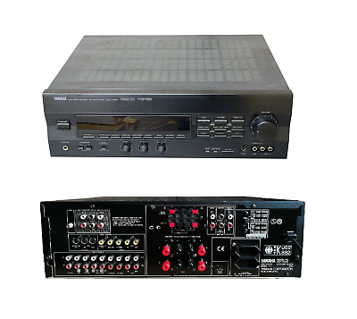 £34.95 • Buy Yamaha DSP-A592 5.1Ch Digital Dolby Sourround AV Receiver Amplifier Amp Vintage