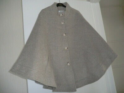 £12 • Buy 'cotswold Collections' Beige Acrylic, Wool Cape - Size L