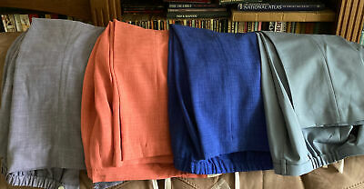 £4.99 • Buy 4 Pairs Of Cotswold Collection Trousers Size 14S