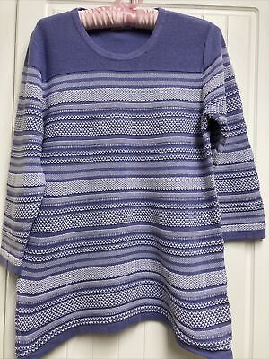 £3.99 • Buy Cotswold Collections Lightweight Jumper Size M (14)