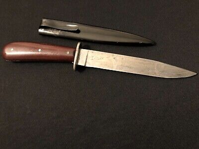AU937.39 • Buy German WW2 PUMA Boot Trench Knife -Old Fighting/Combat Collection/Rare Dagger/th