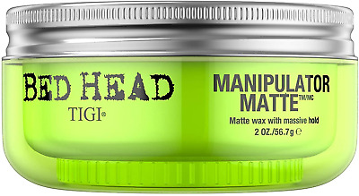 £9.47 • Buy Bed Head By Tigi Manipulator Matte Hair Wax For Strong Hold 56.7 G