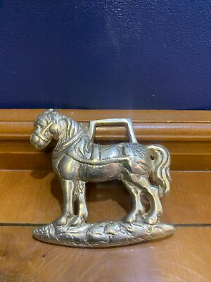 £3.99 • Buy Vintage Shire Horse, Horse Brass