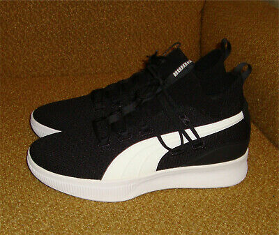 £14.49 • Buy Puma Clyde Court GW Black Basketball Mens Sneakers / Shoes