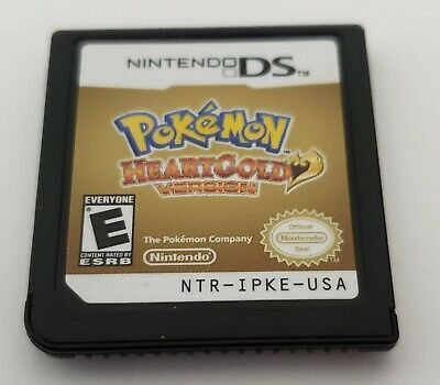 $112.47 • Buy Pokemon: HeartGold Version (DS, 2010) Heart Gold Authentic Cartridge Only