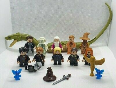 £8.99 • Buy Harry Potter LEGO 20th Anniversary Chamber Of Secrets .PICK YOUR LEGO MINIFIGURE