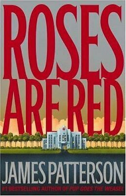 £3.25 • Buy Roses Are Red [Alex Cross] By Patterson, James , Hardcover