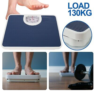 £12.99 • Buy Bathroom Scales | Accurate Mechanical Dial Weighing Scale | Measure Body Weight