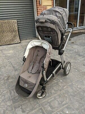 £85 • Buy Mothercare Genie Double Tandem Pushchair