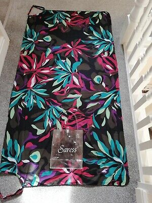 £5.99 • Buy SARESS ULTIMATE BEACH DRESS. COVER UP. Size Small 8/10. BNIP