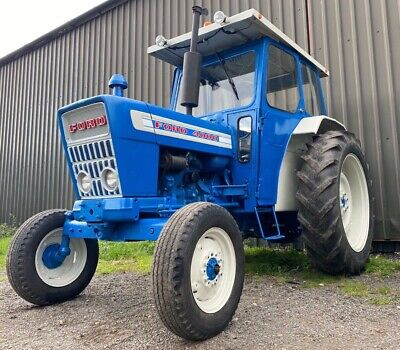 £7495 • Buy Ford 4000 Rear Wheel Drive Classic Tractor Yard Smallholding, Collector Log Book