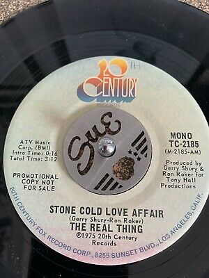 £9.99 • Buy The Real Thing - Stone Cold Love Affair - 20th Century