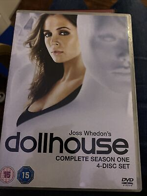 £0.99 • Buy Dollhouse - Series 1 - Complete (DVD, 2009)