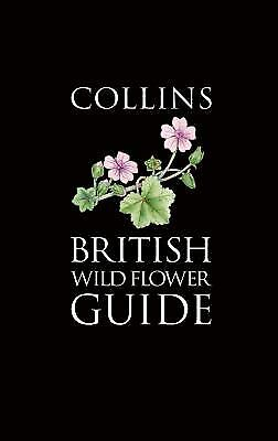 £6.80 • Buy Collins British Wildflower Guide Paperback Felicity Cole