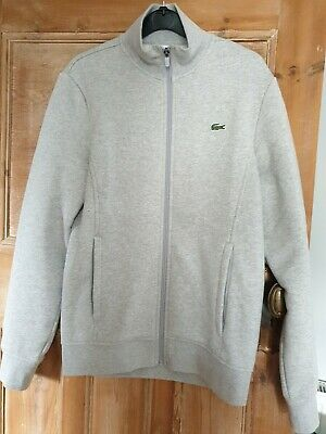 £10 • Buy Mens Lacoste Sport Tracksuit Jacket Small
