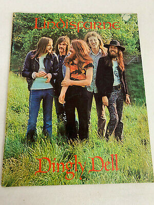 £15.99 • Buy Lindisfarne - Dingly Dell - Songbook - Sheet Music - Vintage And Rare.
