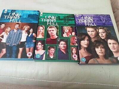 £3.80 • Buy One Tree Hill - Series 3,4,5 Complete (DVD, 2008, 5-Disc Set)