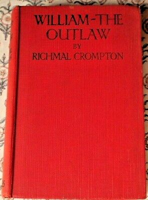 £11.90 • Buy William - The Outlaw, 1930 Edition, Richmal Crompton, Newnes, Very Good +