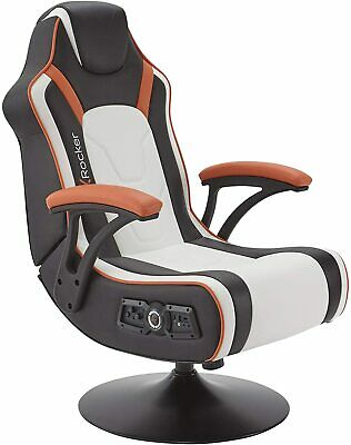 AU556.70 • Buy X-Rocker Torque 2.1 Gaming Chair With Speakers And Subwoofer, Wireless And Bluet