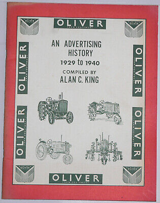 £2.15 • Buy Oliver Agricultural / Farm Equipment:  Advertising History, 1929 - 1940