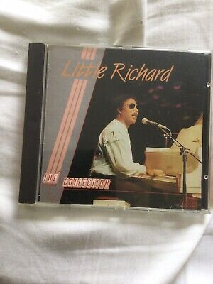 £0.50 • Buy Little Richard The Collection Cd 1996
