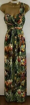 £20 • Buy Ted Baker Tecla Maxi Dress Size 3 Uk 12 In Good Condition