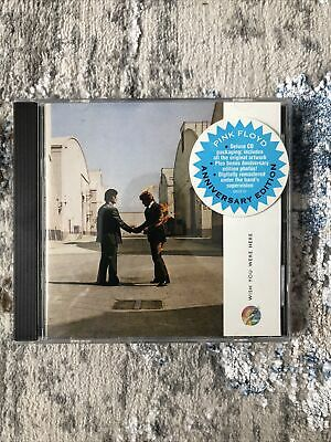 £1.30 • Buy Wish You Were Here, Pink Floyd.  Anniversary Edition.  Digitally Remastered.