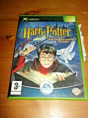 £4.20 • Buy Harry Potter & The Philosophers Stone Xbox Game Vintage Rare Complete