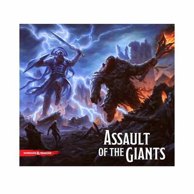 AU95.78 • Buy Dungeons & Dragons Assault Of The Giants Board Game Standard Edition