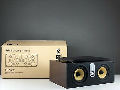 £0.99 • Buy Bowers And Wilkins HTM62 Centre Speaker. Boxed. 99p NR