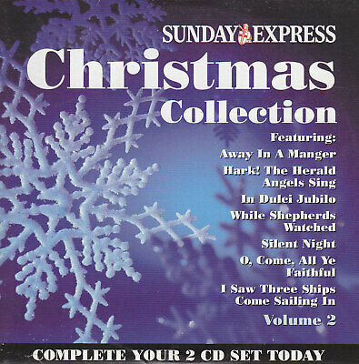 £1.50 • Buy Christmas Collection Sunday Express   Promo CD