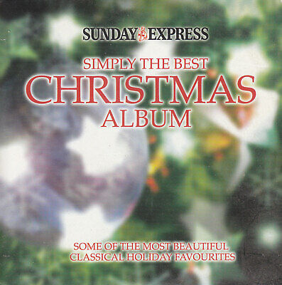 £1.50 • Buy Simply The Best Christmas Album Sunday Express   Promo CD