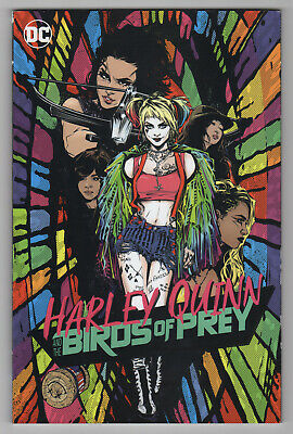 £5 • Buy HARLEY QUINN And The Birds Of Prey DC COMICS Compilation Graphic Novel MINT