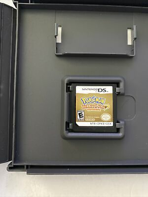 $125 • Buy Pokemon: HeartGold Version - Authentic & Tested - Game Only (Nintendo DS, 2010)