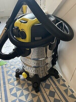 £10 • Buy Parkside 20L Wet & Dry Vacuum Cleaner 1300W Container 180 Air Watts.
