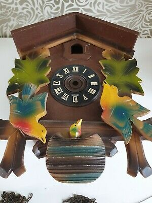 £45 • Buy Cuckoo Clock For Spares Or Repairs Not Working