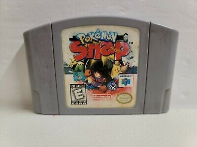 $19.99 • Buy Pokemon Snap Nintendo 64 N64 Authentic Tested & Working Fast Shipping