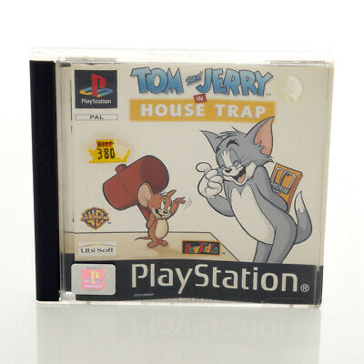 £4.99 • Buy Tom And Jerry In House Trap Playstation 1 PS1
