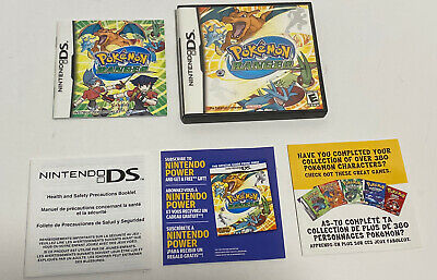 $24.99 • Buy Pokemon Ranger (Nintendo DS, 2006) Case And Manual Only NO GAME
