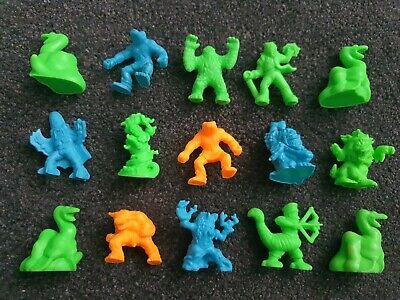 £4.99 • Buy Monster In My Pocket Series 2 Matchbox MEG 15 Figures 90s Toys Used Condition