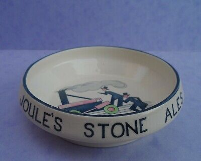£75 • Buy An Art Deco Thomas Forester & Son Phoenix Ware  Joule's Stone Ales  Ash Tray.