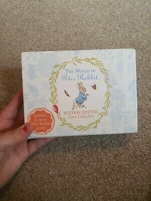 £5 • Buy The World Of Peter Rabbit Story Collection