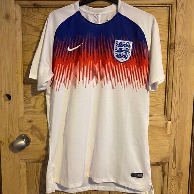 £25 • Buy Nike XL Training England 2018 World Cup Official Football Top Jersey Shirt