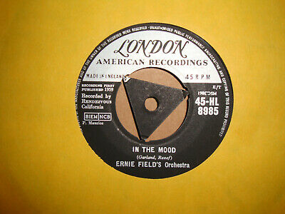£2.49 • Buy Ernie Fields Orchestra,  In The Mood,  London Records 1959 Ex