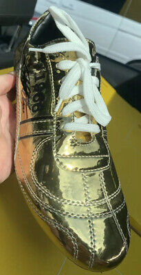 £35 • Buy 1966 GOLD BOOT SIGNED BY SIR GEOFF HURST ON 2/6/21 READY 2 CASE OR FRAME Bid £35