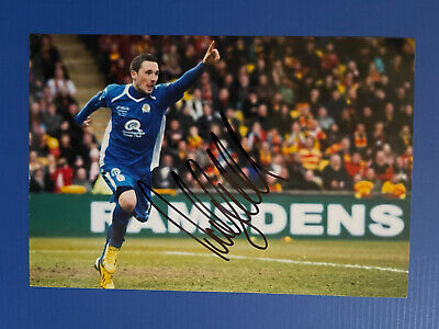 £1.99 • Buy Nicky Clarke- Queen Of The South Footballer Signed 6x4 Photo