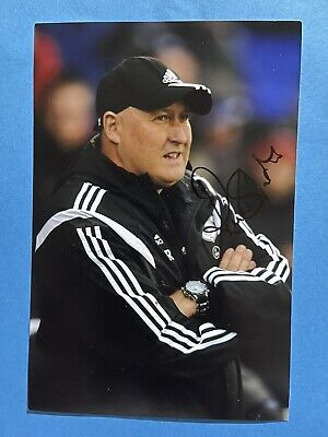 £2.50 • Buy Russell Slade- Cardiff City Football Signed 6x4 Photo