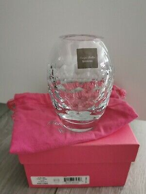 £30 • Buy Monique Lhuillier Waterford Crystal Small Vase