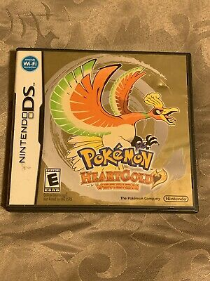 $225 • Buy Pokemon: HeartGold Version (DS, 2010) Complete, Very Good & Authentic!